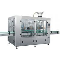 Buy cheap Fully Automatic Liquid Filling Machines With National Food Hygiene Standards product