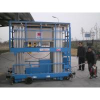 Buy cheap Self Propelled Work Platform For Theatres , 10m Hydraulic Work Platform Lift product