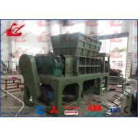 Buy cheap 40 Ton Per Day Scrap Metal Shredder Line For Waste Bicycle Fridge Car Body product