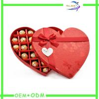 Chocolate Heart Shaped Gift Boxes : Heart shaped chocolate gift boxes
