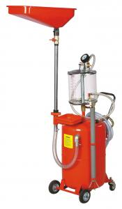 Buy cheap Multi Functional Mobile Waste Oil Drainer product