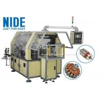 Buy cheap Full Automatic Double Flyer Rotor Armature Winding Machine 2.0KW 1500r/Min product