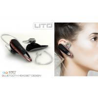 China Ear noise cancelling wireless bluetooth stereo headsets headphones USB Charging on sale