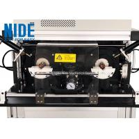 Buy cheap 0.5KW Power Motor Testing Equipment Small Size With Double Station product