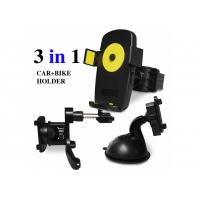 Buy cheap 3 In 1 Sets Multi-Function Universal Car Bike Holder For iPhone Samsung product