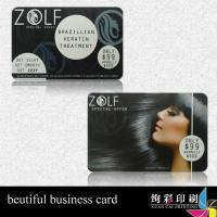Buy cheap Full Color Printing Membership Cards Glossy / 500gsm Business Cards product