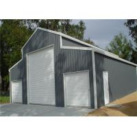 Buy cheap H Beam Construction Steel Barn Structures Metal Agriculture Buildings Fire Resistance product