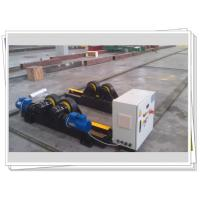 Buy cheap Self Aligning Conventional Welding Rotator Frameless With PU Wheel product