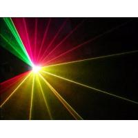 Buy cheap Double heads Green and Blue laser party light product