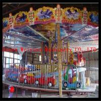 Buy cheap children indoor rides games machines mini roller coaster for sale product