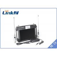 Buy cheap H.264 1080P Portable Video Receiver MIMO Dual Antenna Diversity Reception from wholesalers