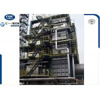 Buy cheap Steam Heat Boiler Of Pure Flue Gas With Low Temperature Economizer product