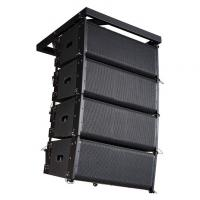 Buy cheap Double 10 Inch Powered Speaker System Line Array With Class D Digital Amplifier product