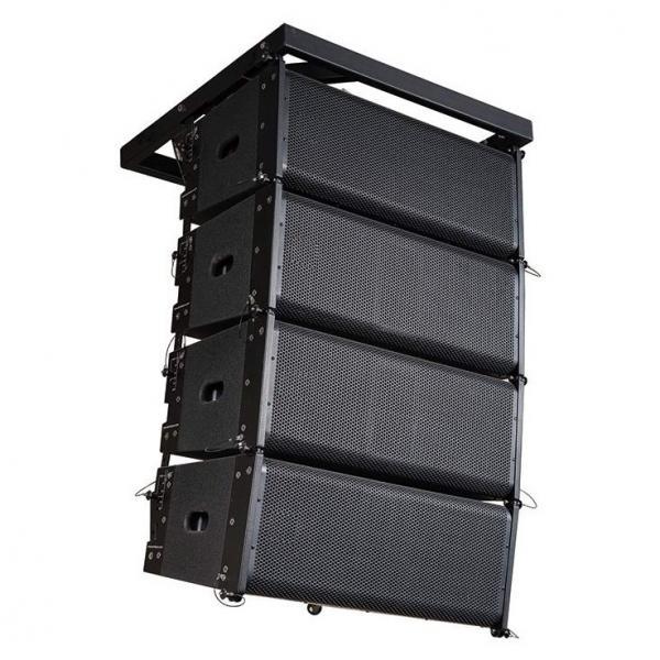 Quality Linha em dois sentidos compacta sistema de som da disposição para o ar livre/dentro, um tamanho de 10 polegadas for sale