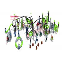 Buy cheap Omnipotence Rope Climbing Playground Equipment With Item Kinds , Outdoor Climbing Rope Structures product