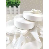 Buy cheap 2-36mm undyed 100% pure silk embroidery ribbon product