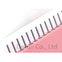 Buy cheap Textile Industry Bright Guide Needle , Wire Guide Tubes For CNC Coil Winding Machine product