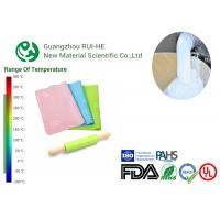 Buy cheap Sanitary High Temperature Silicone Rubber RH6250 - 50CT® Acid And Alkali Resistant product