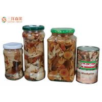 Buy cheap Healthy Mixed Canned Marinated Mushroom High Temperature Sterilization product