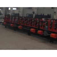 Buy cheap Plate C And Z Purlin Roll Forming Machine Auto Changeable And Controlled By Japan Panasonic PLC from wholesalers