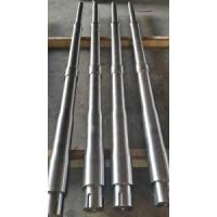 Buy cheap Uns S32760/A182-F55/1.4501/Zeron 100 Forged Forging Stainless Steel Pump Shafts product