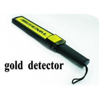 Stock Handheld Metal Detector High Sensitivity For Paper Clip  Detection