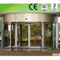 Buy cheap Professional Flat / bent tempered glass Curved Sliding Door for Theatres product