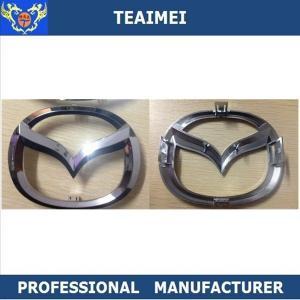 Buy cheap Customized Chrome Rear Trunk Car Badge Logos Mazda 3 Emblems Badge product