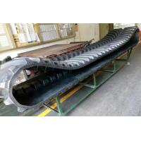 China High Powered AG Rubber Tracks For John Deere Tractors 9000T T36  X P2 X 49JD Wear Resistance on sale
