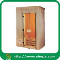 1 person mini sauna room sr a2 99871842. Black Bedroom Furniture Sets. Home Design Ideas