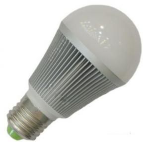 China Long Life 50000 Hours Led White Bulbs , High Power Led Bulbs For Hotel / Office on sale