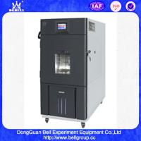 Buy cheap DGBELL Climatic High Low Temperature Alternating Test Chamber BTH 408 Environmental Reliability Damp Heat Test Machine from wholesalers