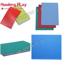 Buy cheap Waterproof Playground Floor Mats PVC  Skidproof Vinyl For Sports Area product
