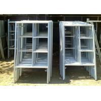 Buy cheap Portable Frame Scaffolding System , Light Weight Aluminium Mobile Scaffold product