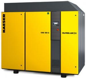 Buy cheap Presión máxima amarilla del compresor de aire del nitrógeno de Kaeser 300 CFH 120 PSI product