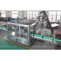 Buy cheap Automatic Liquid Bottle Filling Machine for Liquor / Red Wine / Alcohol / Glass Bottle product