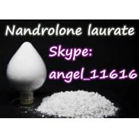 Buy cheap Muscle Building Nandrolone Steroid Laurate White Powder CAS No. 26490-31-3 product