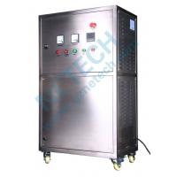 Buy cheap 5g/h - 20g/h Oxygen Source Large Ozone Generator Water Treatment Purification product
