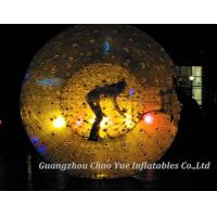 Buy cheap Inflatable Shining Zorb Ball for Sale (CY-M1862) product