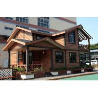 Buy cheap Grade A  Anti - Termite Recyclable WPC House With Decorative Building Materials product