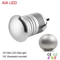 3W waterproof IP67 emergency LED underground light /led step light for building decoration