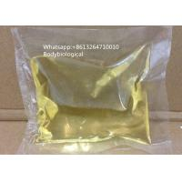 Buy cheap BU Liquid Boldenone Undecylenate , Yellow Color Steroid Injection For Bodybuilding from wholesalers