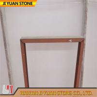 Buy cheap Pure White Marble Tiles Slab Marble Stone Slab 16mm/18mm Thickness product