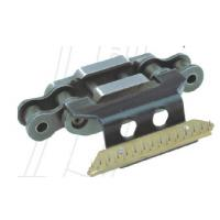 Buy cheap Gray Steel Stenter Machine Spares Vertical Chains Corrosion Resistance product