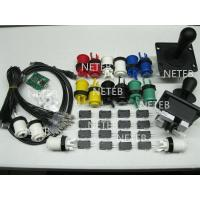 Buy cheap Joystick Pack, 2 Joysticks and 16 Micro switches,2 player USB to Jamme converting board product