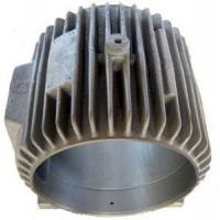 China CNC Machining Grey Cast Iron Casting Motor Shell Housing Casting For Electric Motor Industry on sale