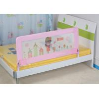 Buy cheap Hide Away Extra Long toddler bed side rails For Senior With Soft Washable Mesh product