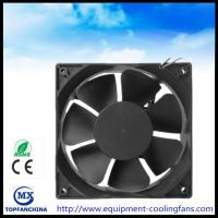 Buy cheap 48V small dc cooling fan 120x120x38mm with PWM FG for computer case or chassic product
