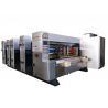 Buy cheap fast speed flexo printer slotter machine corrugated carton box printing machine from wholesalers