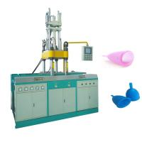 Buy cheap Medical Supplies Liquid Silicone Injection Molding Machine 200 Ton Clamp Force product
